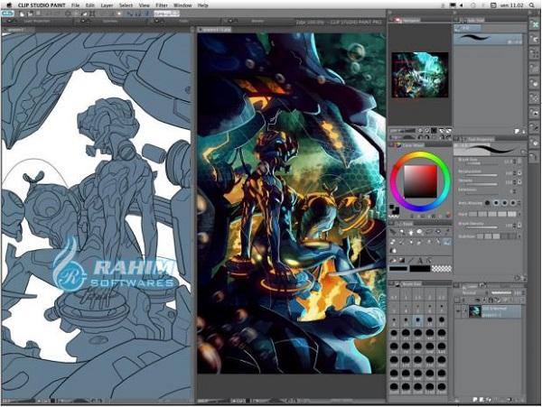 Clip Studio Paint EX download