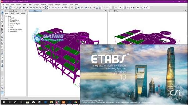 ETABS 19