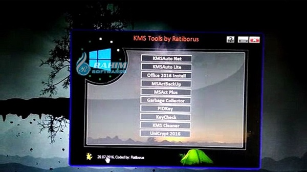 KMS Tools Portable free Download