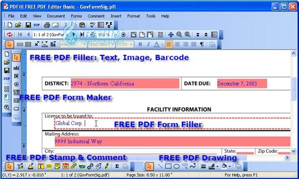 PDF Editor Professional free download