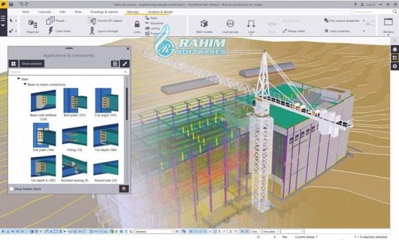 Tekla Structural Designer trial