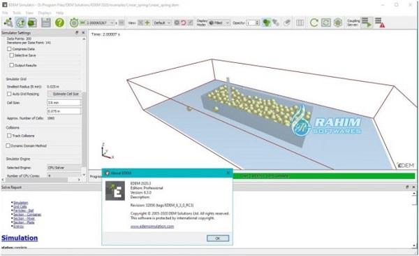 EDEM Software 2021