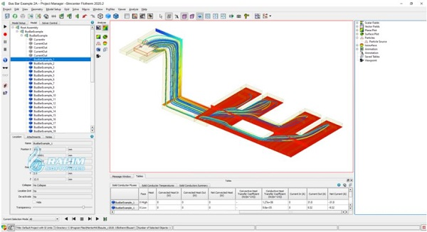 FloTHERM software