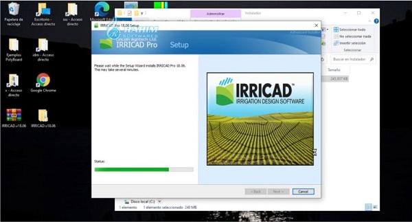 IRRICAD 18 Free Download