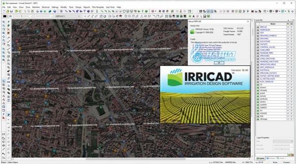 IRRICAD 18 Software
