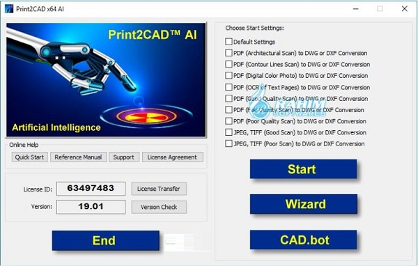 Print2CAD 2022 Free Download