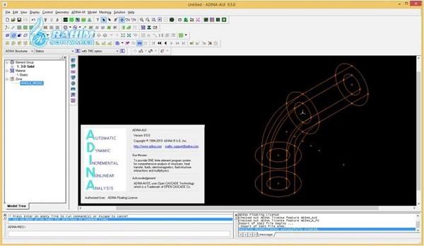 ADINA software Download