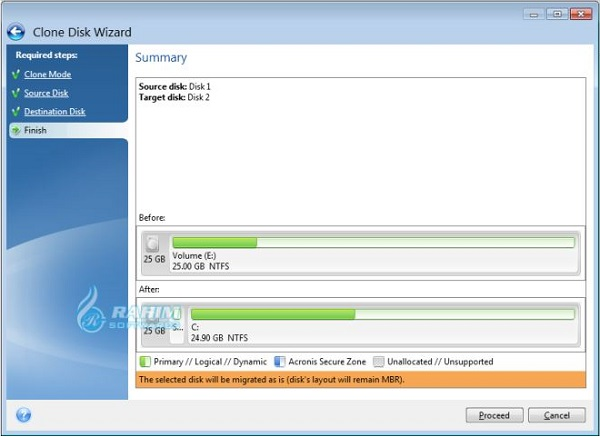 Acronis True Image WD Edition Software 2020