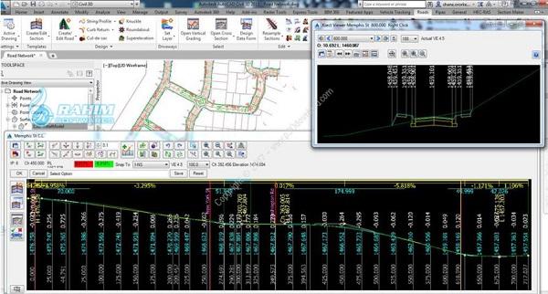 Civil Site Design Templates