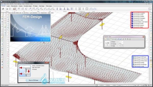 FEM-Design software