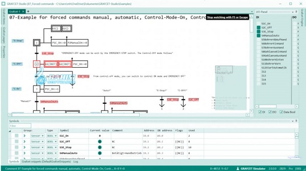 GRAFCET Software free
