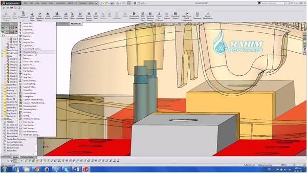 MoldWorks Tutorial PDF 2020