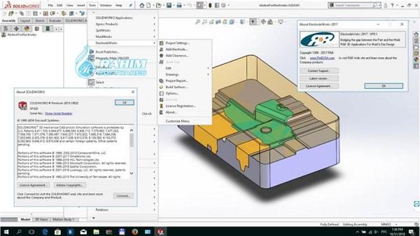 MoldWorks for SolidWorks 2020