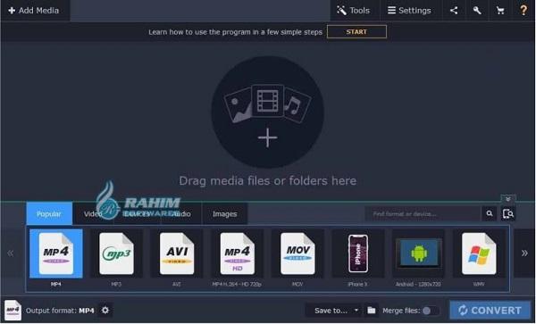 Movavi Video Converter Premium free download