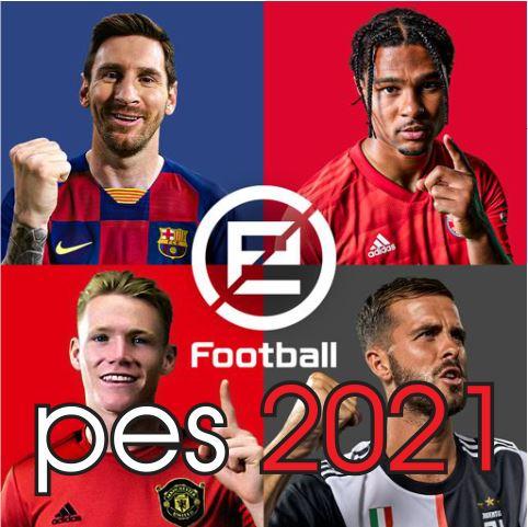PES 2021 APK download
