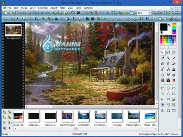 PhotoFiltre Studio free download
