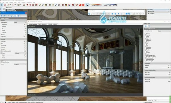 Thea Render for SketchUp download