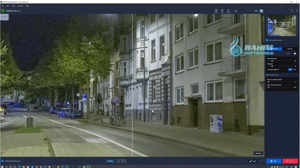Topaz DeNoise AI Photoshop plugin