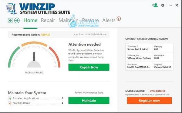 WinZip System Utilities Suite 2021