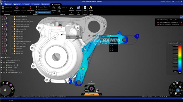ANSYS Discovery Ultimate 2021 R1