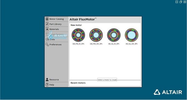 Altair Flux software Free Download