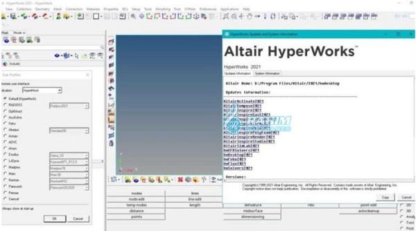 Altair HyperWorks Student version
