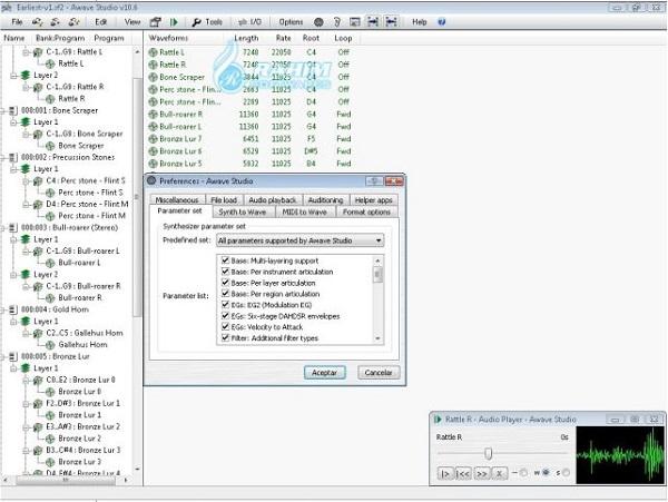 Awave Studio for Mac