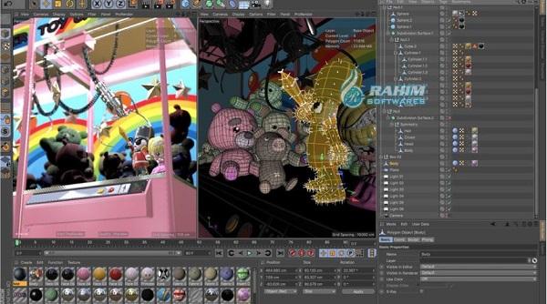 Cinema 4D free