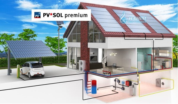 Download PVSOL Premium