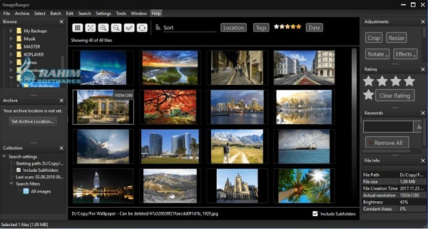 Best photo organizing software face recognition