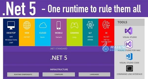 Microsoft .NET Framework 5.0.5