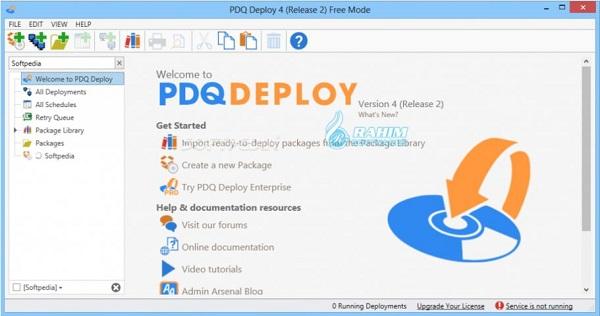 PDQ Deploy Windows updates