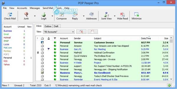 POP Peeper portable