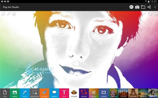 Pop Art Studio 10 Portable