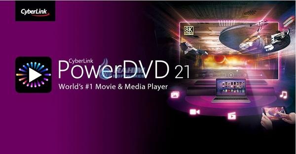 PowerDVD Ultra 21 Free Download