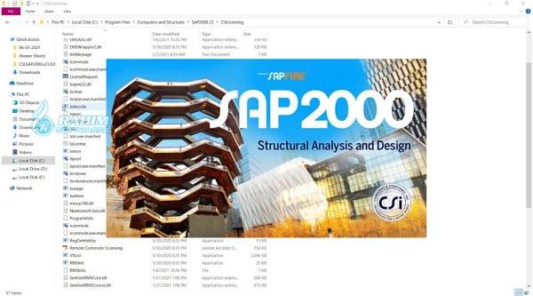 SAP2000 latest version