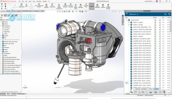 SolidWorks 2021 Free Download