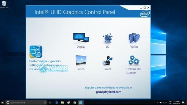 intel graphics driver windows 10 32-bit