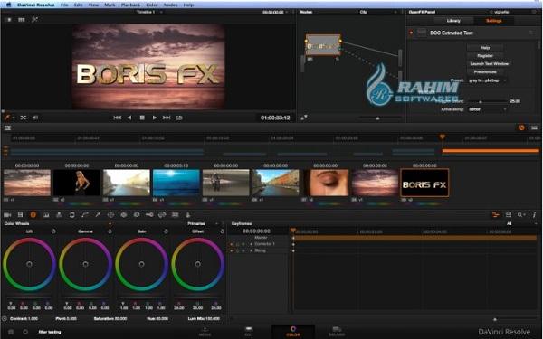 Boris FX Continuum Complete 2021 Free download
