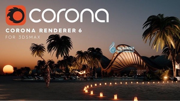 Corona Renderer 6 for 3ds Max free download