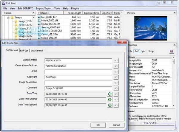 Exif Pilot Download