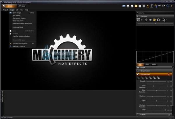 Free HDR video editing software