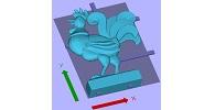 Free vectric 3D models