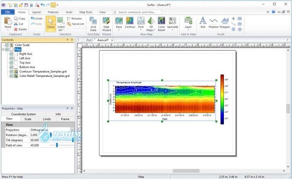 Golden Software Surfer download