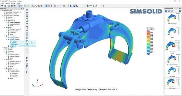 How does SIMSOLID work