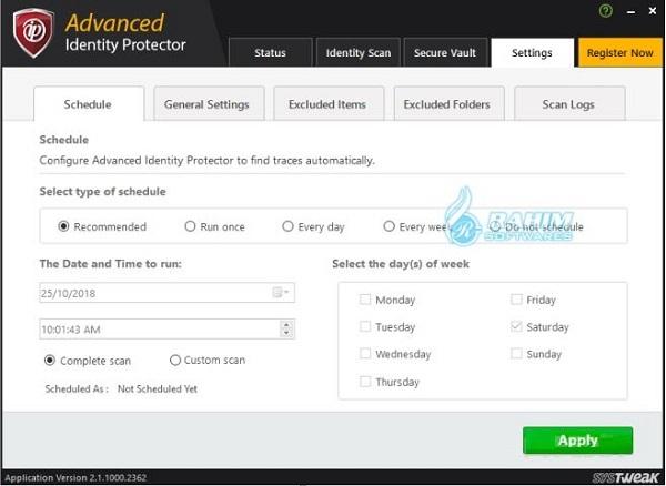 Microsoft Advanced Identity Protector