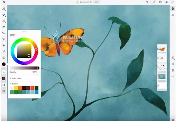 Adobe Fresco free vs paid