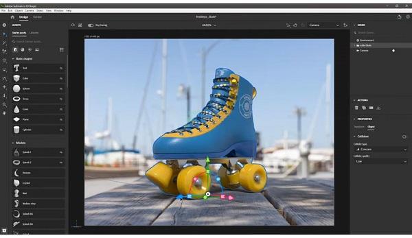Adobe substance 3d designer