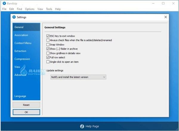 Bandizip offline installer