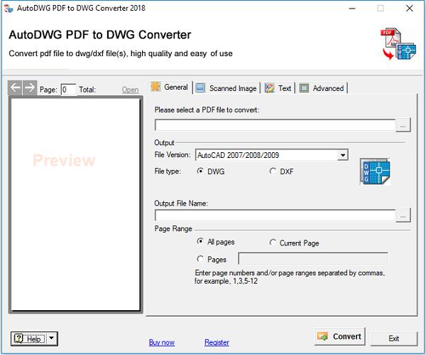 Convert DWG to 3D PDF online